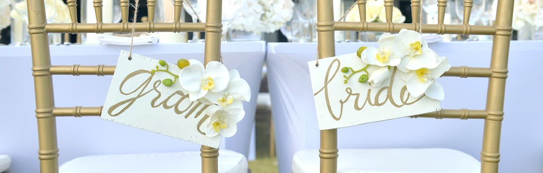Wedding Services - Month of Coordination