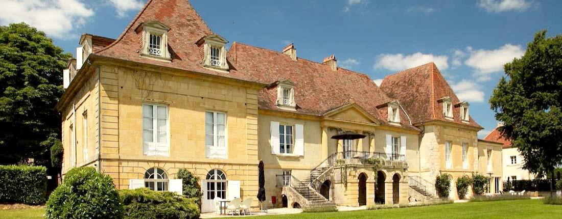 Wedding in a charming xviii château